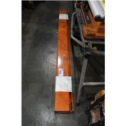 PAIR OF FORK LIFT EXTENSIONS