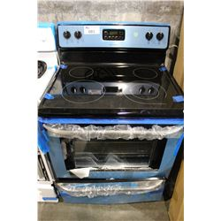 FRIGIDAIRE STAINLESS GASTOP RANGE AND OVEN FREIGHT DAMAGE CONDITION UNKNOWN