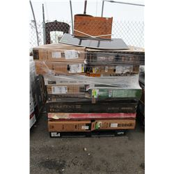 PALLET OF TVS (CONDITION UNKNOWN)