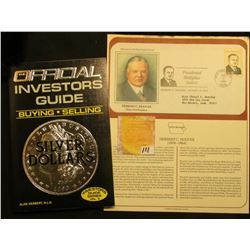 """First Edition The Official Investors Guide Buying Selling Silver Dollars"", by Alan Herbert, N.L.G."
