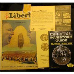 """1974 """"Herbert Hoover Centennial Ceremonies Herbert Hoover National Historic Site"""" Brochure; booklet"""