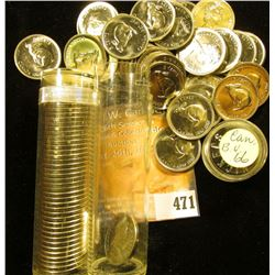"(37) 1867-1967 Gem BU Canada Nickels Confederation ""Hare"" Nickels & (40) BU 1965 Nickels."