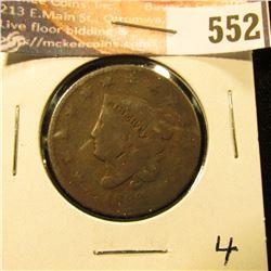 1832 U.S. Large Cent, G.