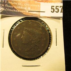 1835 U.S. Large Cent, G.