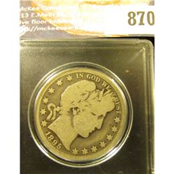 1895 O U.S. Barber Half-Dollar, G/AG.