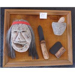 Eskimo Artifact Collection