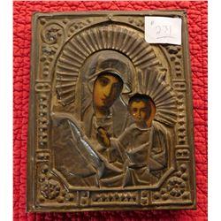 Religious Plaque