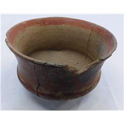 Large Mayan Bowl