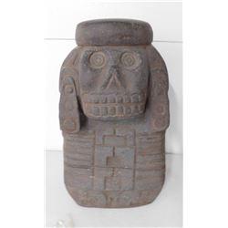Large Aztec Figure