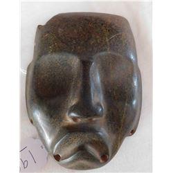 Olmec Dark Mask