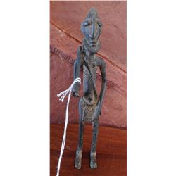 Dogon Man-with-Sickle Bronze