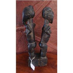 Kulango Couple Carving