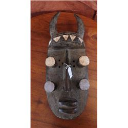 Grebo Kru Wood Mask