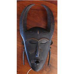 Ligbe Wood Mask