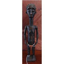 African Wood Figure