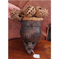 Salampusa Mask w/Coiffure