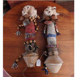 Pair of Wawa Dolls