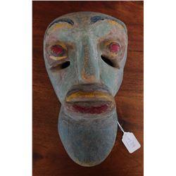 Antique Festival Mask