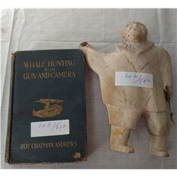 Early Eskimo Carving w/Book