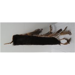 Old Native American Quiver