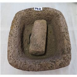 Rectangular Mortar