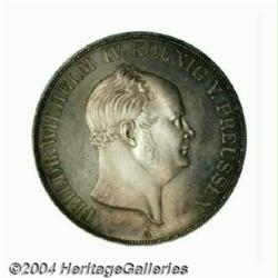 Prussia. Friedrich Wilhelm IV 2 taler 1856A,