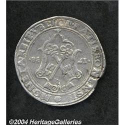 Regensburg (City). Charles V Taler 1538,