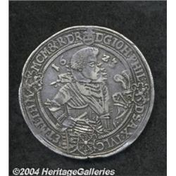 Saxe-Altenburg. Johann Wilhelm IV Taler
