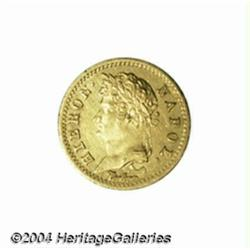 Westphalia. Hieronymus Napoleon gold 5 franken