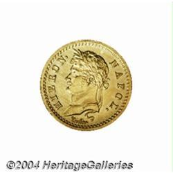 Westphalia. Hieronymus Napoleon gold 10