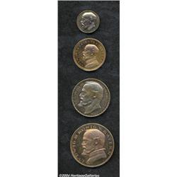 Bavaria Goetz Pattern Set 1913 in copper