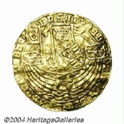 Edward IV, 1st reign (1461-70) gold Ryal, or