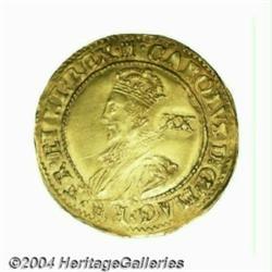 Charles I (1625-49) gold Unite, Tower mint