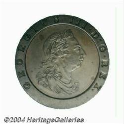 George III Twopence 1797, S-3776.