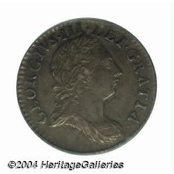 George III silver Threepence 1765, S-3753.