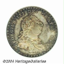 George III Proof 18 Pence 1811, S-3771, Draped