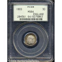Victorian bronze Penny pair: 1887 Bun Head