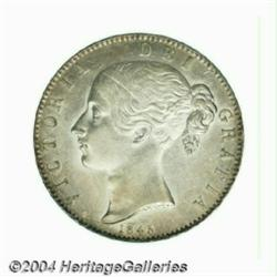 Victoria Young Head Crown 1845, S-3882.