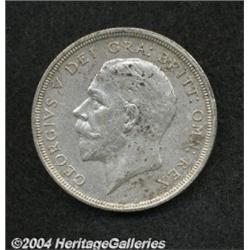 George V silver Wreath Crown 1936, S-4036.