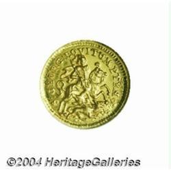Kremnitz. Jeremias Roth Senior gold 1/2 ducat