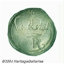 Great Rebellion, Ormonde crown ND (1643-44),
