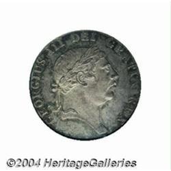 George III Bank of Ireland 10 Pence token
