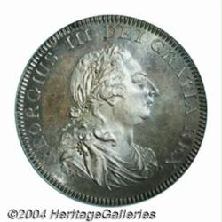 George III Bank of Ireland 6 shillings token