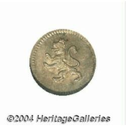 Ferdinand VII 1/4 Real 1813-Mo, KM62, MS65