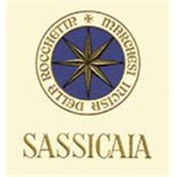 12xSassicaia 2012  (750ml)