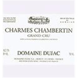 6xCharmes Chambertin Dujac 2010  (750ml)