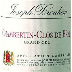 12xChambertin Clos de Beze Joseph Drouhin 2012  (750ml)