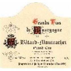 12xBatard Montrachet Paul Pernot 2011  (750ml)
