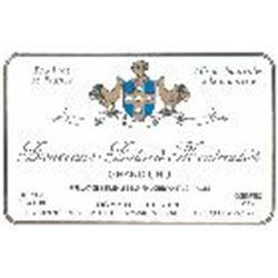 6xBienvenues Batard Montrachet Domaine Leflaive 2011  (750ml)