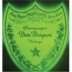 6xDom Perignon Ltd. Edition Luminous Rose 2002  (750ml)